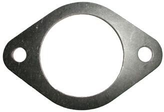 Flange Exhaust Pipe 2-Bolt 2 1/2″