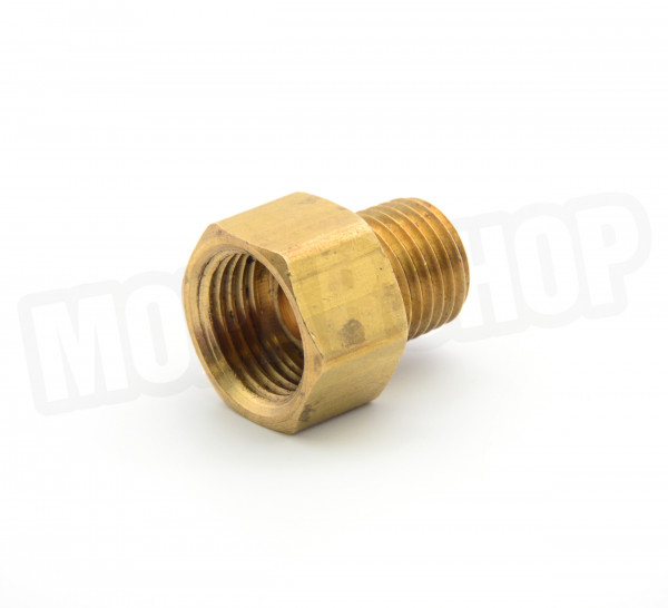 Tube Fitting, Inverted Flare for 3/8″ Tube