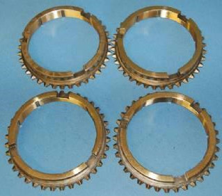 Synchronizer Stop Rings 1964-69 A833 Notch Style