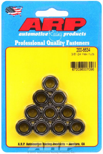 Mutter 3/8-24 (Rod & Exhaust)