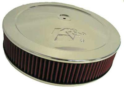 Air Cleaner Assembly 14 x 3″ Chrome