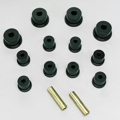 Leaf Spring Bushing Kit A-Body 62-76 1 1/2″ XHD Polyurethane