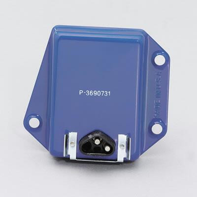 Voltage Regulator 1970up electronic type blue