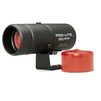 Warning Light, Pro-Lite Series black