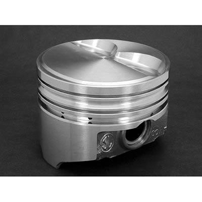 Piston Set 360 dome +0.030″ hypereutectic