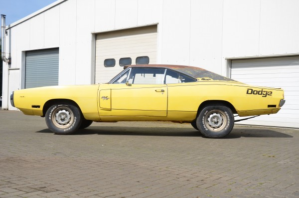 1970 Dodge Charger R/T 440 Six Pack 4-speed