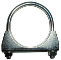 Exhaust Clamp 2,5″ zink plated