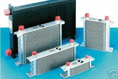 Oil Cooler 34 Rows 1/2″ Bsp Connection