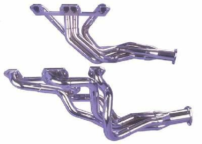 Headers B-/E-Body SBM Step Version polished ceramic coated out- & inside