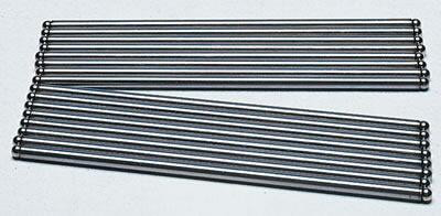 Pushrods Ball/Ball 7.500″, 5/16 in. Steel - 273, 318, 340, 360cui 68-87